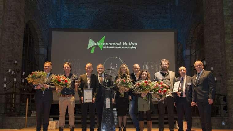 Zorgvilla Van Hollant Craenenbroeck wint de Rabobank 'In de Kijkerprijs'