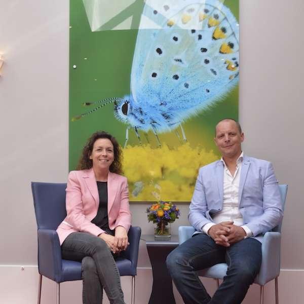 Judith & Tom Veldt - Ondernemersechtpaar Van Hollant