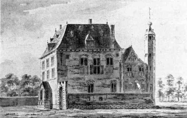 Blog van de archeoloog: Craenenbroeck de geschiedenisboeken in
