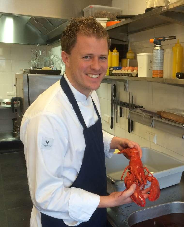 Vacature: Zelfstandig werkende kok