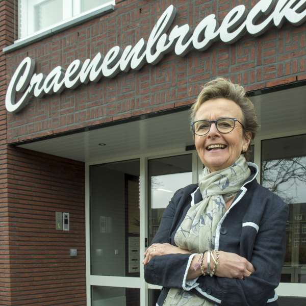 Edith Janson - Locatiemanager zorgvilla Van Hollant Craenenbroeck Heiloo
