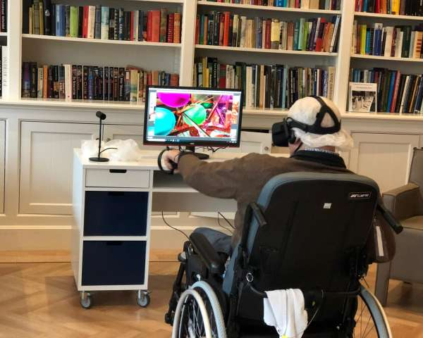 Virtual Reality in de ouderenzorg