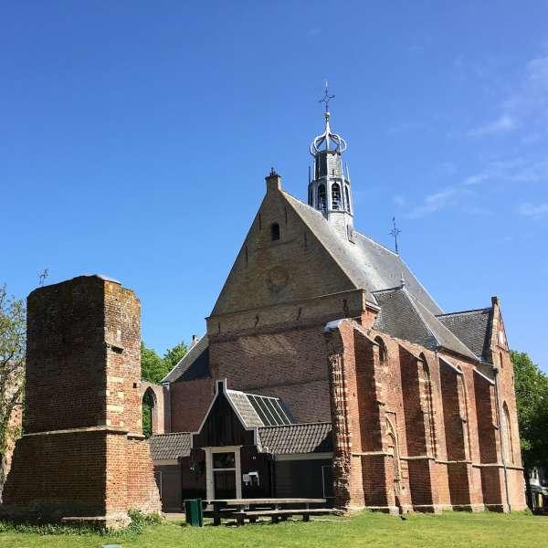 Ruinekerk Bergen NH